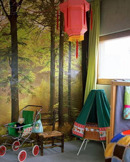 Παιδικό δωμάτιο με άποψη | imommy.gr