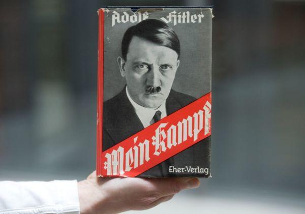 Γιατί «Ο Αγών μου» του Χίτλερ έγινε ψηφιακό bestseller | imommy.gr