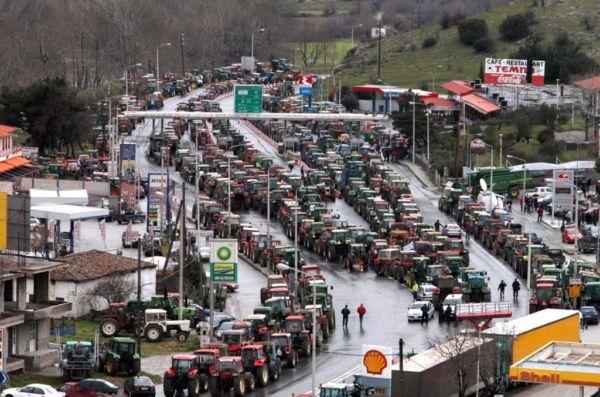 Μπλόκο στα Τέμπη ετοιμάζονται να στήσουν οι αγρότες την Τετάρτη | imommy.gr