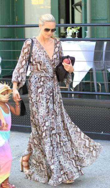 Η Χάιντι Κλουμ είναι μια πολύ chic μαμά! | imommy.gr