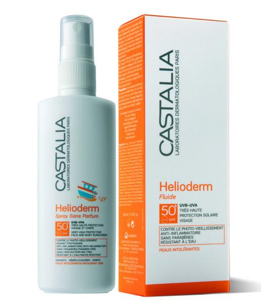 Κερδίστε αντιηλιακά Castalia για εσάς και το μωρό σας!   imommy.gr