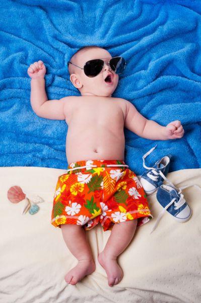 Χρειάζονται τα μωρά γυαλιά ηλίου; | imommy.gr