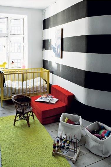 Deco: 10 παιδικά δωμάτια με ρίγες! | imommy.gr