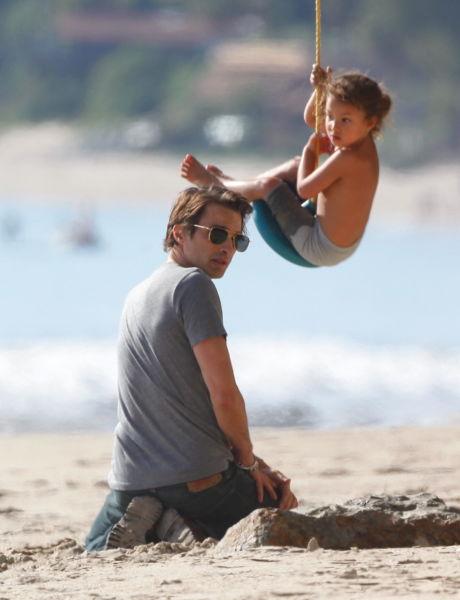 Στιγμιότυπα από τις διακοπές των σταρ με τα παιδιά τους | imommy.gr