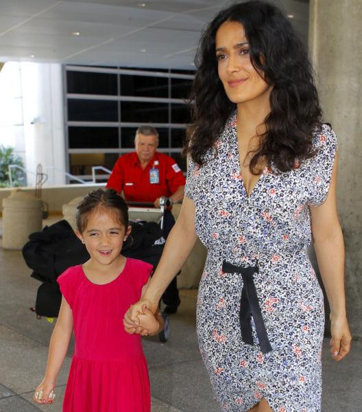 Η κόρη της Σάλμα Χάγιεκ στα χνάρια της μαμάς της | imommy.gr