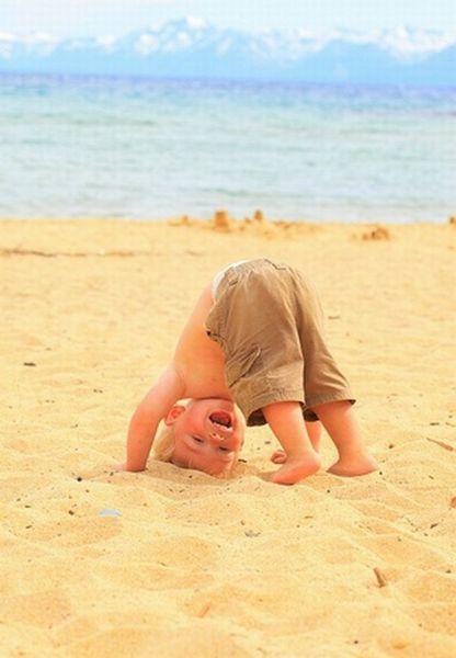 Τι αποκαλύπτουν τα παιχνίδια στην άμμο για τα παιδιά; | imommy.gr