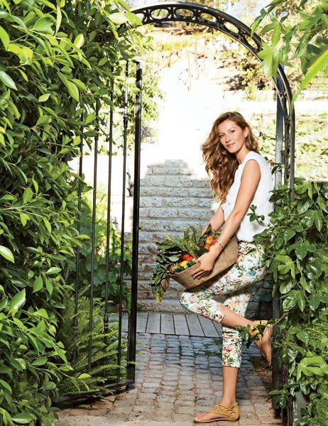 Η Ζιζέλ μάς καλωσορίζει στο σπίτι της στο Λος Άντζελες | imommy.gr
