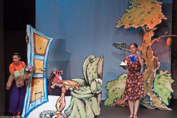 Παιδικές παραστάσεις στο Θέατρο «Φούρνος»   imommy.gr