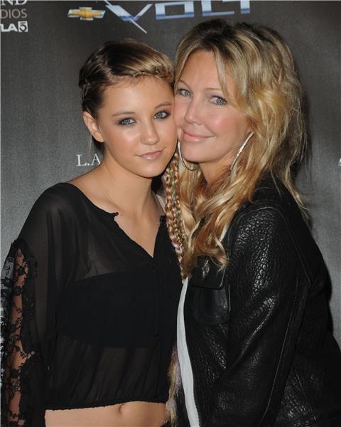 Χόλιγουντ: Μαμάδες και κόρες που μοιάζουν σαν δυο σταγόνες νερό! | imommy.gr