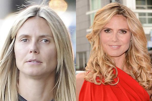Πώς είναι οι διάσημες μαμάδες χωρίς μακιγιάζ; | imommy.gr