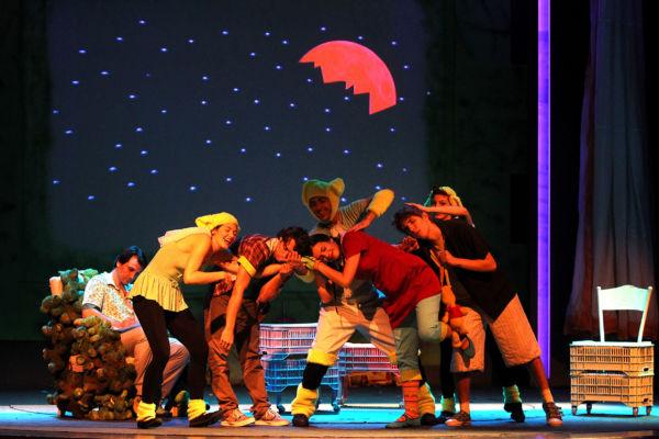 «Λάχανα και Χάχανα The musical» | imommy.gr