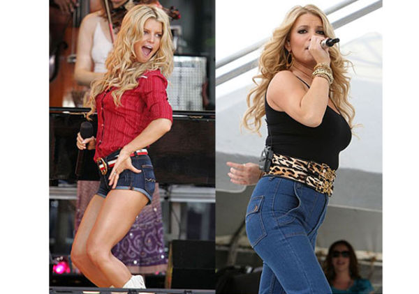 Fit & Fat: Όταν οι διάσημες παλεύουν με τα κιλά τους (πριν & μετά) | imommy.gr