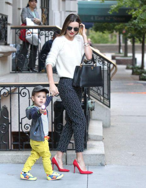 Μιράντα Κερ & Φλιν: Όταν το στυλ περνάει στην επόμενη γενιά! | imommy.gr