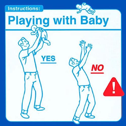 «Οδηγίες χρήσης» για νέους γονείς | imommy.gr