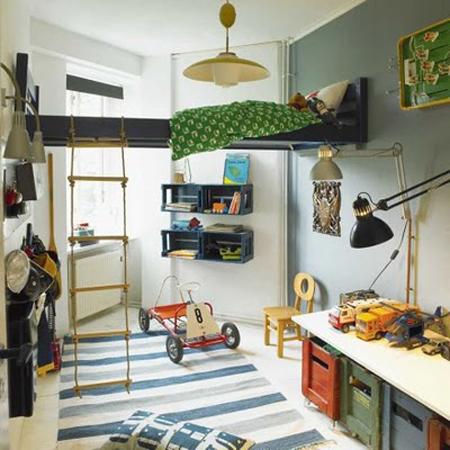 Παιδικό δωμάτιο: 5 πρωτότυπες ιδέες για το χώρο του | imommy.gr
