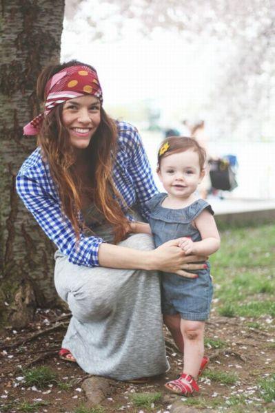 Νέα γυναίκα μόνη με παιδιά! | imommy.gr
