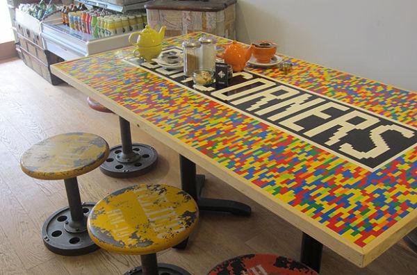 10 πρωτότυπες διακοσμητικές ιδέες με LEGO! | imommy.gr