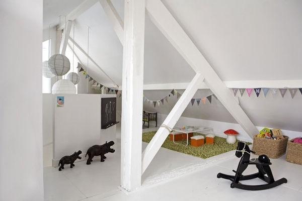 Ένα παιδικό δωμάτιο στη σοφίτα | imommy.gr