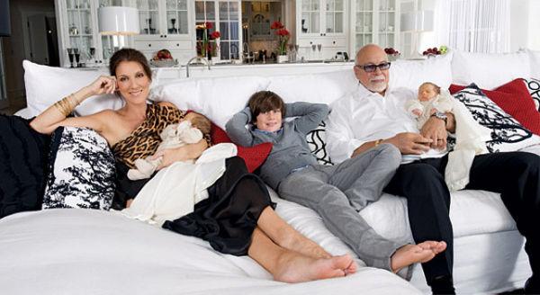 Με τη Σελίν Ντιόν στο εντυπωσιακό σπίτι της στη Φλόριντα | imommy.gr