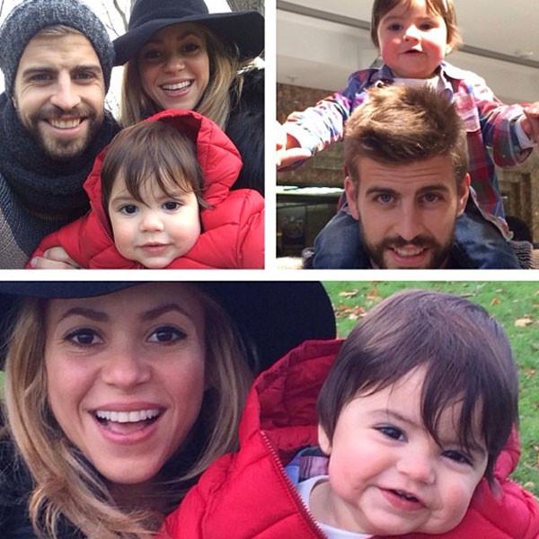 Η Σακίρα και οι άντρες της ζωής της! | imommy.gr