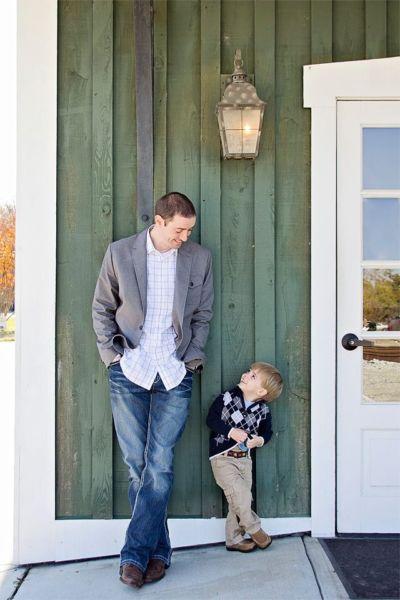 10 πράγματα που ο άντρας μου μαθαίνει στο γιο μας για το γάμο | imommy.gr