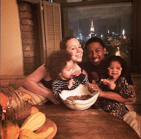 Η Μαράια Κάρεϊ μαγειρεύει με τα παιδιά της | imommy.gr