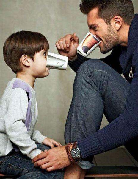 Πατρότητα: Όσα λένε οι μπαμπάδες μεταξύ τους | imommy.gr