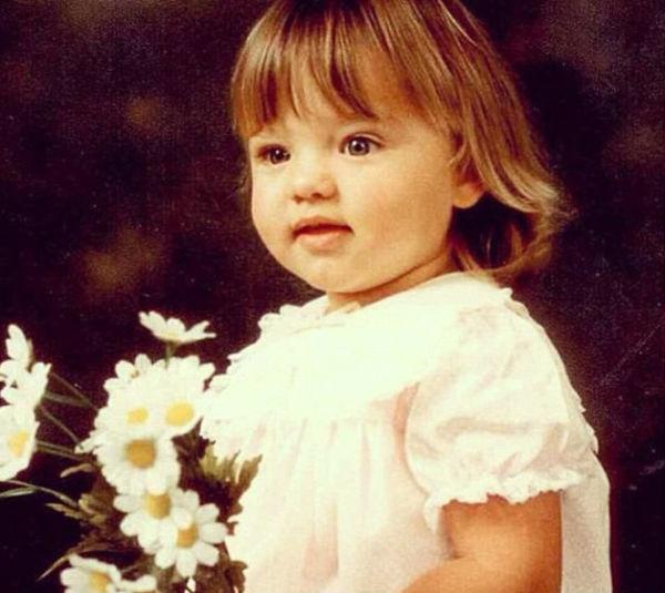 Ποιο διάσημο μοντέλο είναι αυτό το χαριτωμένο μωράκι; | imommy.gr
