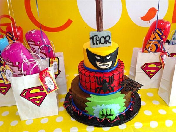 Οι τούρτες γενεθλίων των παιδιών των σταρ! | imommy.gr