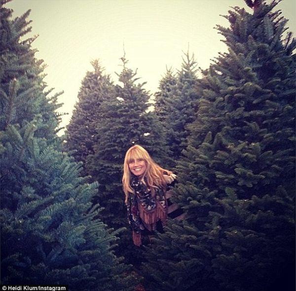 Για τα παιδιά της Χάιντι Κλουμ, ένα δέντρο δεν είναι αρκετό! | imommy.gr