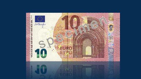 Παρουσιάστηκε το καινούργιο χαρτονόμισμα των 10 ευρώ | imommy.gr