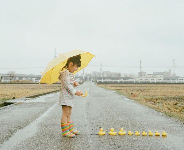 Ένας φωτογράφος βρίσκει το ιδανικό μοντέλο στο πρόσωπο της 4χρονης κόρης του | imommy.gr