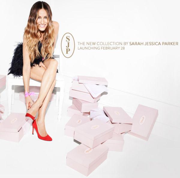 Επιτέλους! Η σειρά παπουτσιών της Sarah Jessica Parker | imommy.gr