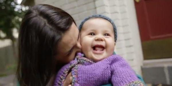 Αυτό το βίντεο εκφράζει όλα όσα νιώθετε για το μωρό σας | imommy.gr