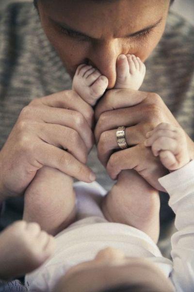 Τι θα ήθελα ο άντρας μου να μάθει από το παιδί μας | imommy.gr
