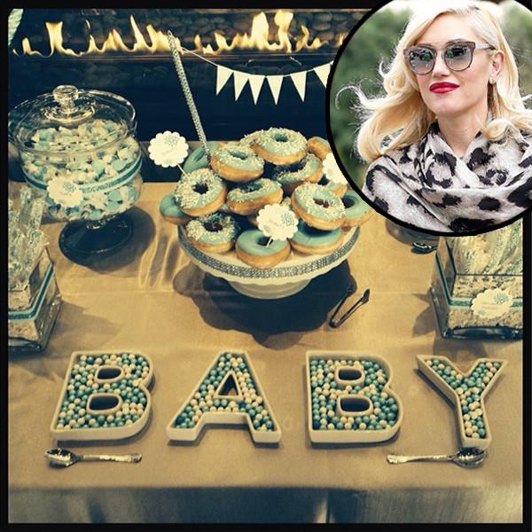 Στο baby shower της Γκουέν Στεφάνι | imommy.gr