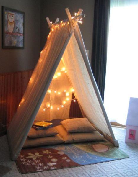 DIY: Μια σκηνή για το δωμάτιό του | imommy.gr