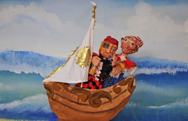«Ο Φασουλής και οι Πειρατές» | imommy.gr