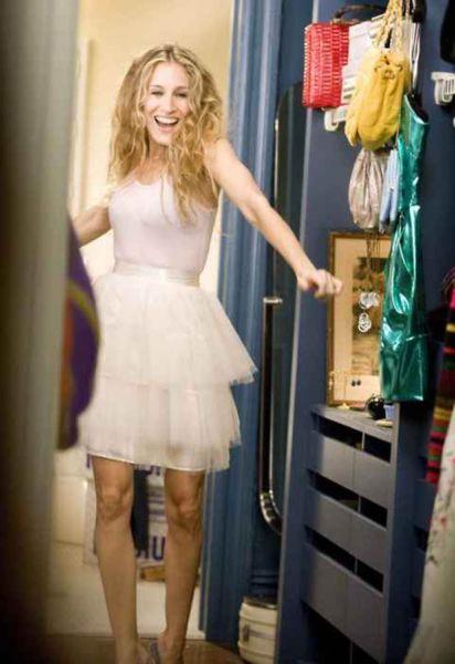 Στην ντουλάπα της Κάρι Μπράντσο! | imommy.gr