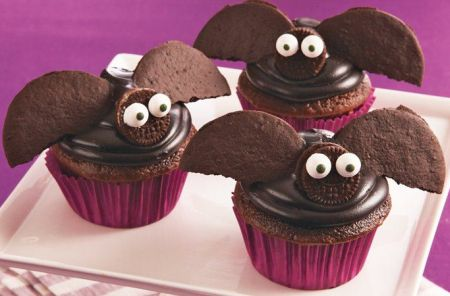 Λαχταριστά muffins νυχτερίδα | imommy.gr