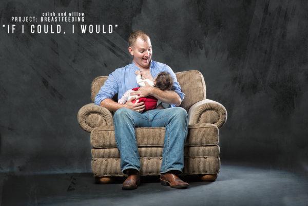 Δημόσιος θηλασμός: Μπαμπάδες έτοιμοι για όλα! | imommy.gr