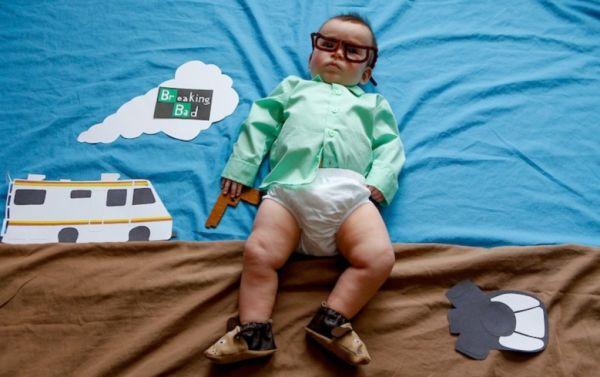 Όταν ένα μωρό μεταμορφώνεται σε τηλεοπτικό σταρ! | imommy.gr