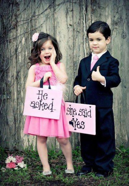 Πόσο νωρίς ερωτεύονται τα νήπια; | imommy.gr