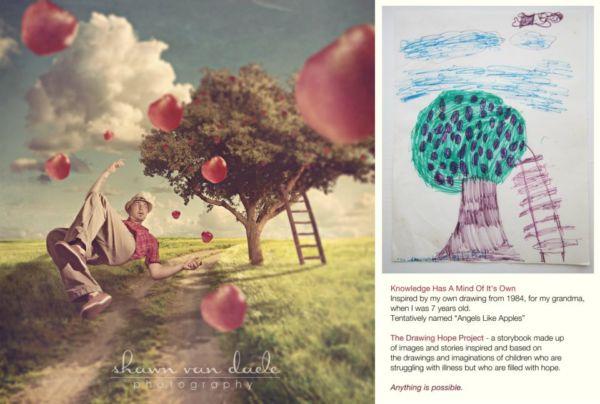 Ο φωτογράφος που κάνει τα όνειρα των παιδιών πραγματικότητα! | imommy.gr