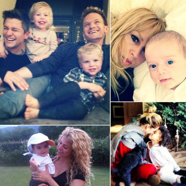 Διάσημα μωρά στα πιο χαριτωμένα στιγμιότυπα! | imommy.gr