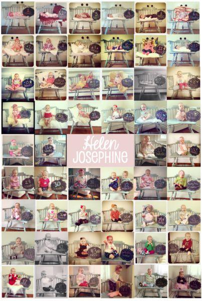 Πώς να φωτογραφίζετε το μωρό σας καθώς μεγαλώνει | imommy.gr