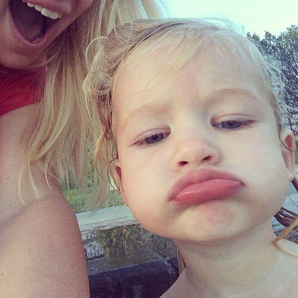 Τζέσικα Σίμπσον: Οικογενειακές στιγμές στο Instagram | imommy.gr