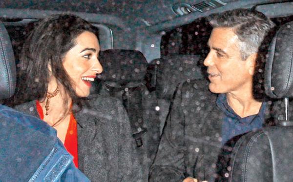 O αρραβώνας του Clooney | imommy.gr
