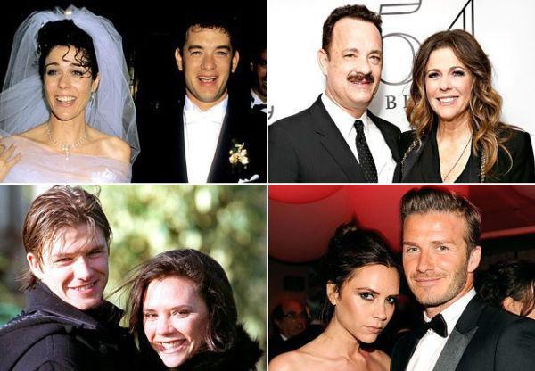 Flashback: Διάσημα ζευγάρια τότε & τώρα   imommy.gr