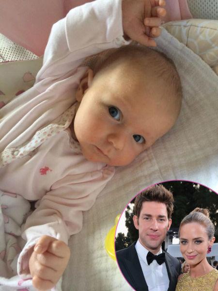 Η Έμιλι Μπλαντ μάς συστήνει το μωρό της! | imommy.gr